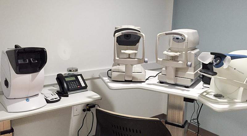 Schererville-eyecare-technology